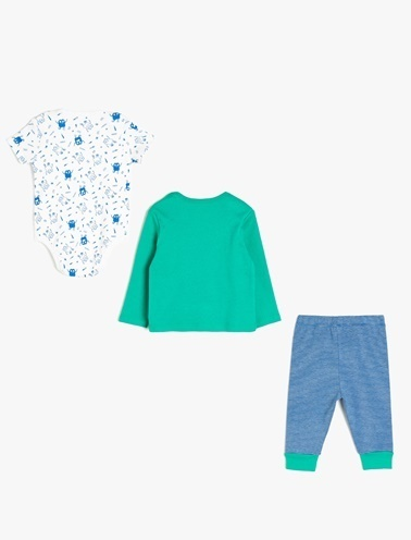 Koton Kids Body Mavi